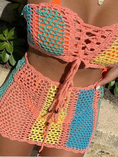 Ayla Crochet Set