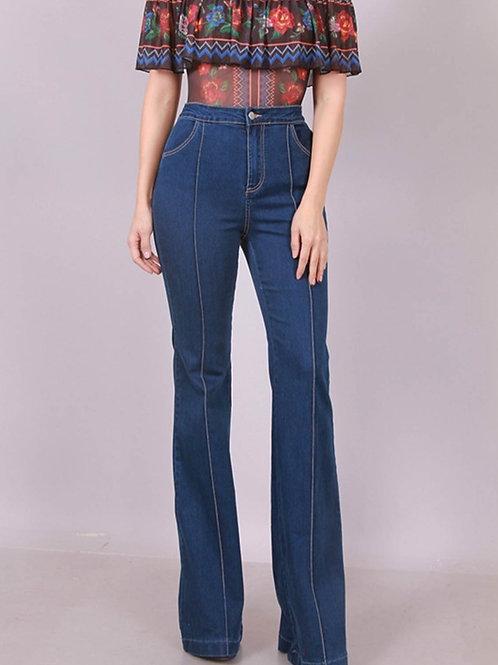 Shay Flare Denim Pants