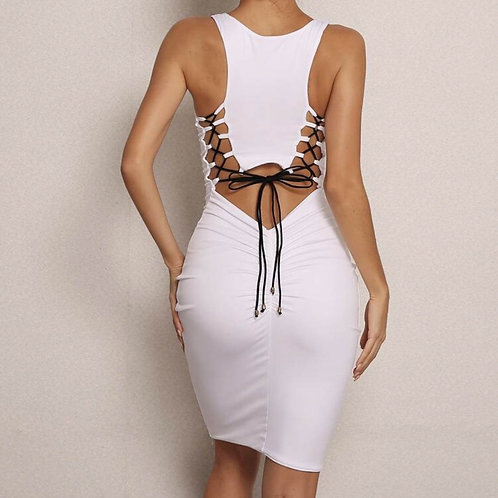 Strings Attached Dress