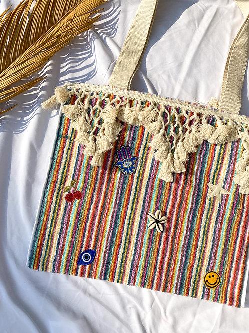 Saint Towel Bag