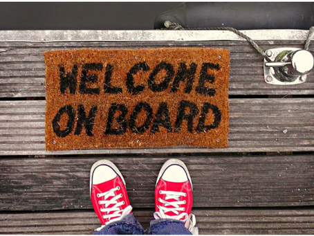 Put Out the Welcome Mat When Hiring New Employees