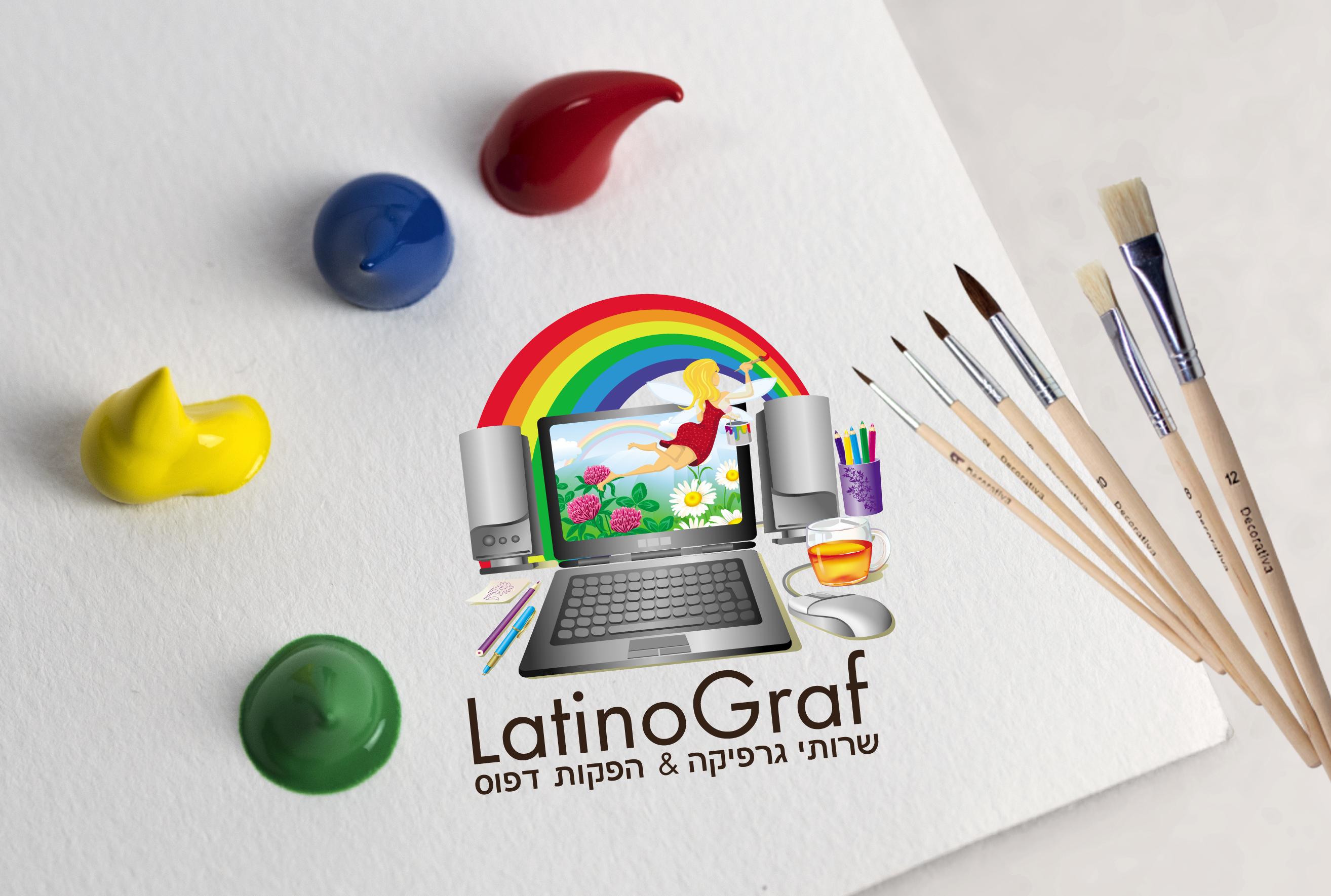 latinograf logo