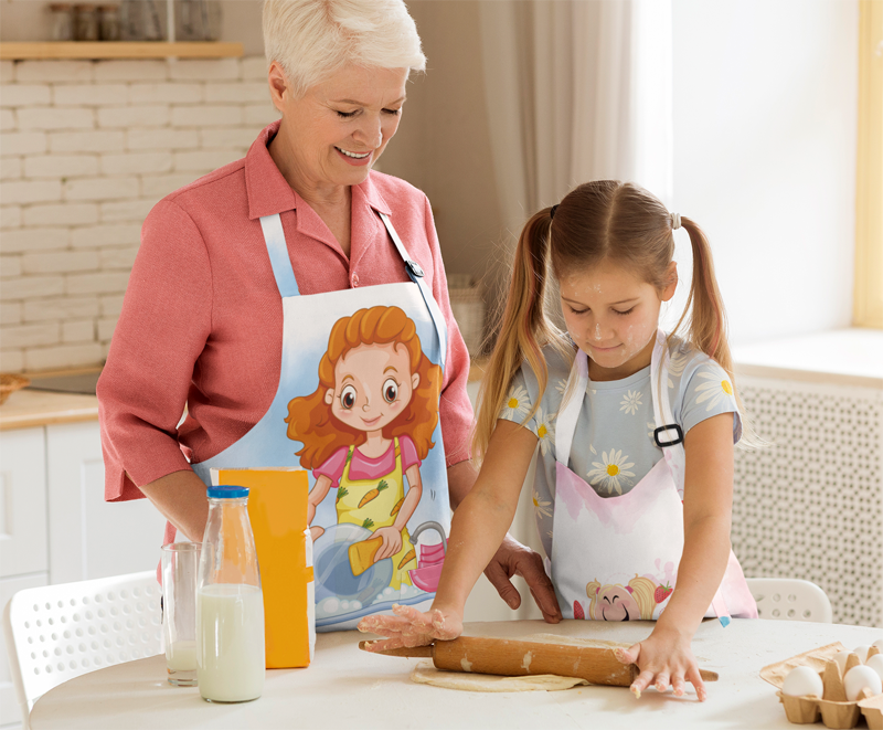 apron-mockup-featuring-a-grandma-and-her