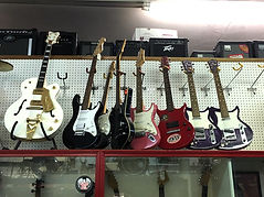 Musical Instruments Pawn Shop