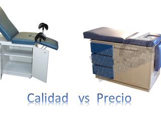 Calidad vs Precio