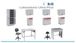 Kit laboratorio Ultra Plus, MIGHER