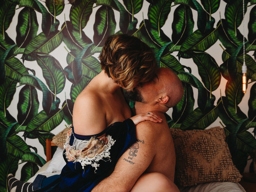 Couples Boudoir | Poconos & Lehigh Valley Boudoir Photographer