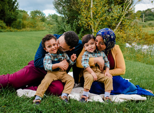 Yaseen & Yousif are Two! | Lehigh Valley, PA