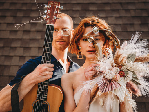 Rock & Roll Love Story in the Poconos   Airb&b Couples Styled Photo Shoot   Pocono Photographer