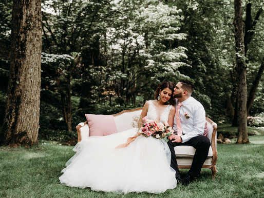 Pretty in Pink at the Pomme Radnor | Philly + NEPA Wedding Photographer