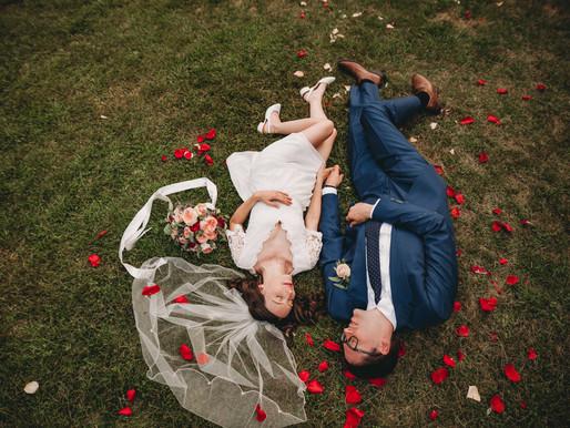 Michael & Amber's Dreamy DIY Full Moon wedding in Nazareth, PA | Pocono + Lehigh Valley Photographer