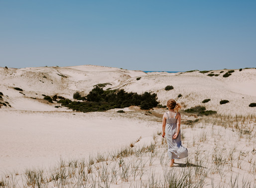Sand Dune Adventure in Provincetown, MA | Cape Cod Photographer