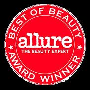 Allure Best In Beauty Award Winner.png