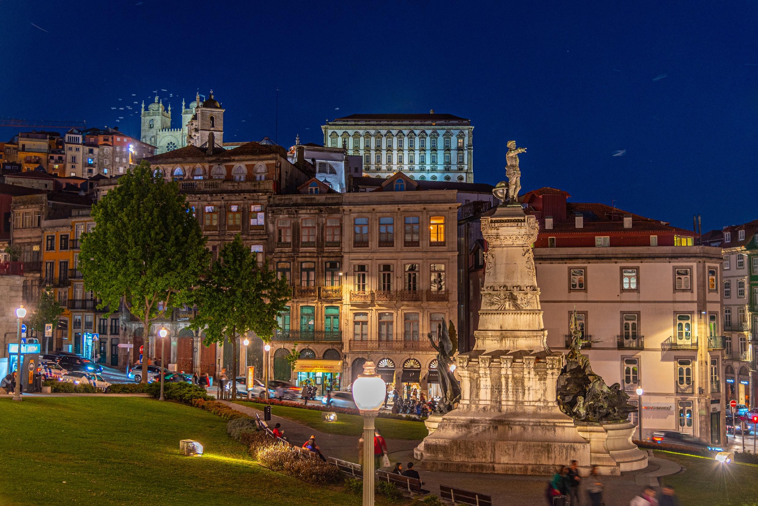 Porto Night Walking Tour