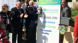 Monterey Bay Community Power Launches Carbon-Free Electricity Service
