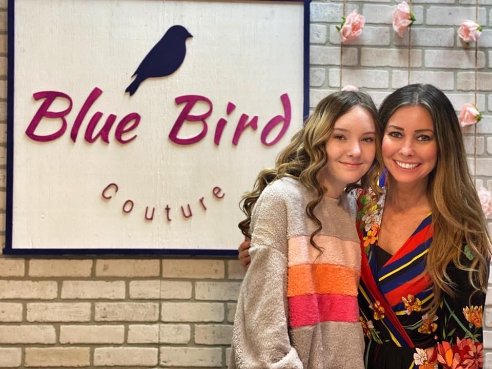 Emily and daughter Naomi