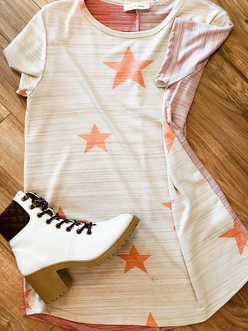 Coral Stars Top