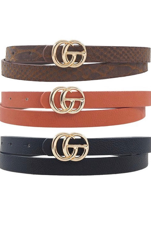 The G Belt