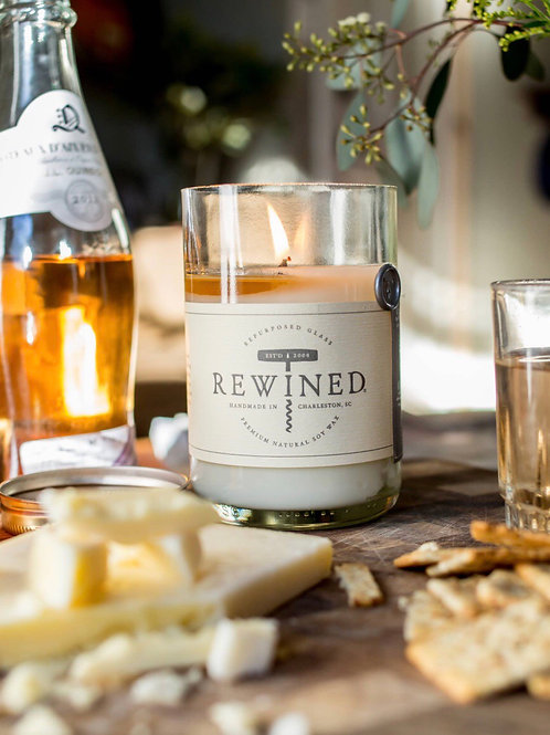 Rose Rewind Candle