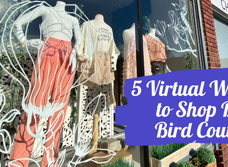5 Virtual Ways to Shop Blue Bird Couture
