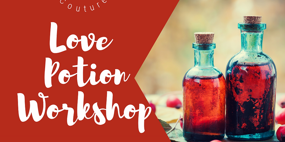 Love Potion Making + Private Shopping Event