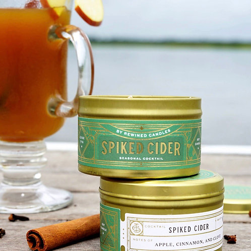 Spiked Cider Rewind Candle