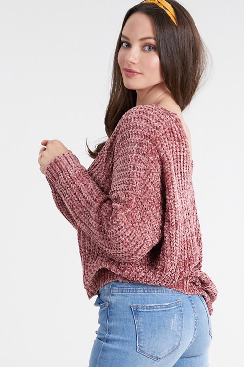From Dusk to Dawn Sweater