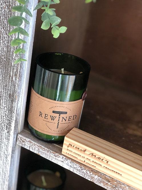 Rewind Pinot Noir Candle