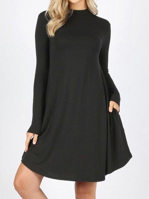 Go To Black Dress