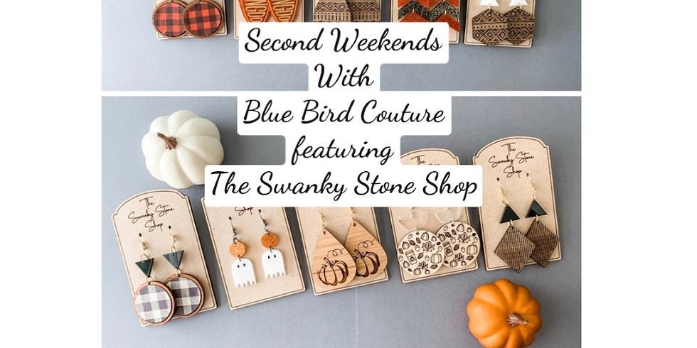 October Second Weekends Pop-Up Shop