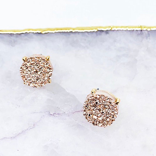 Sparkling Studs Earrings