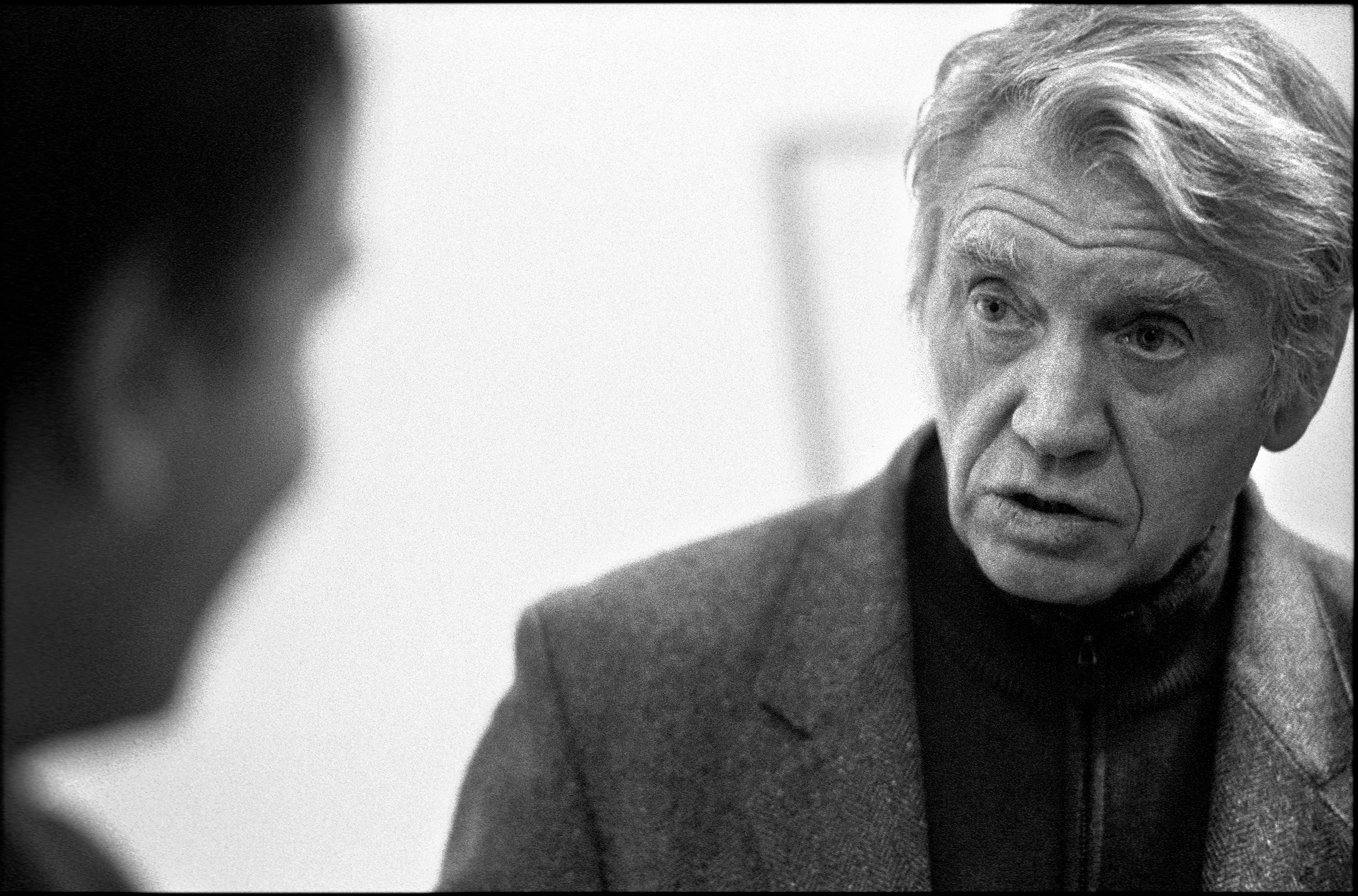 Don McCullin 2009 © Patrick Tombelle