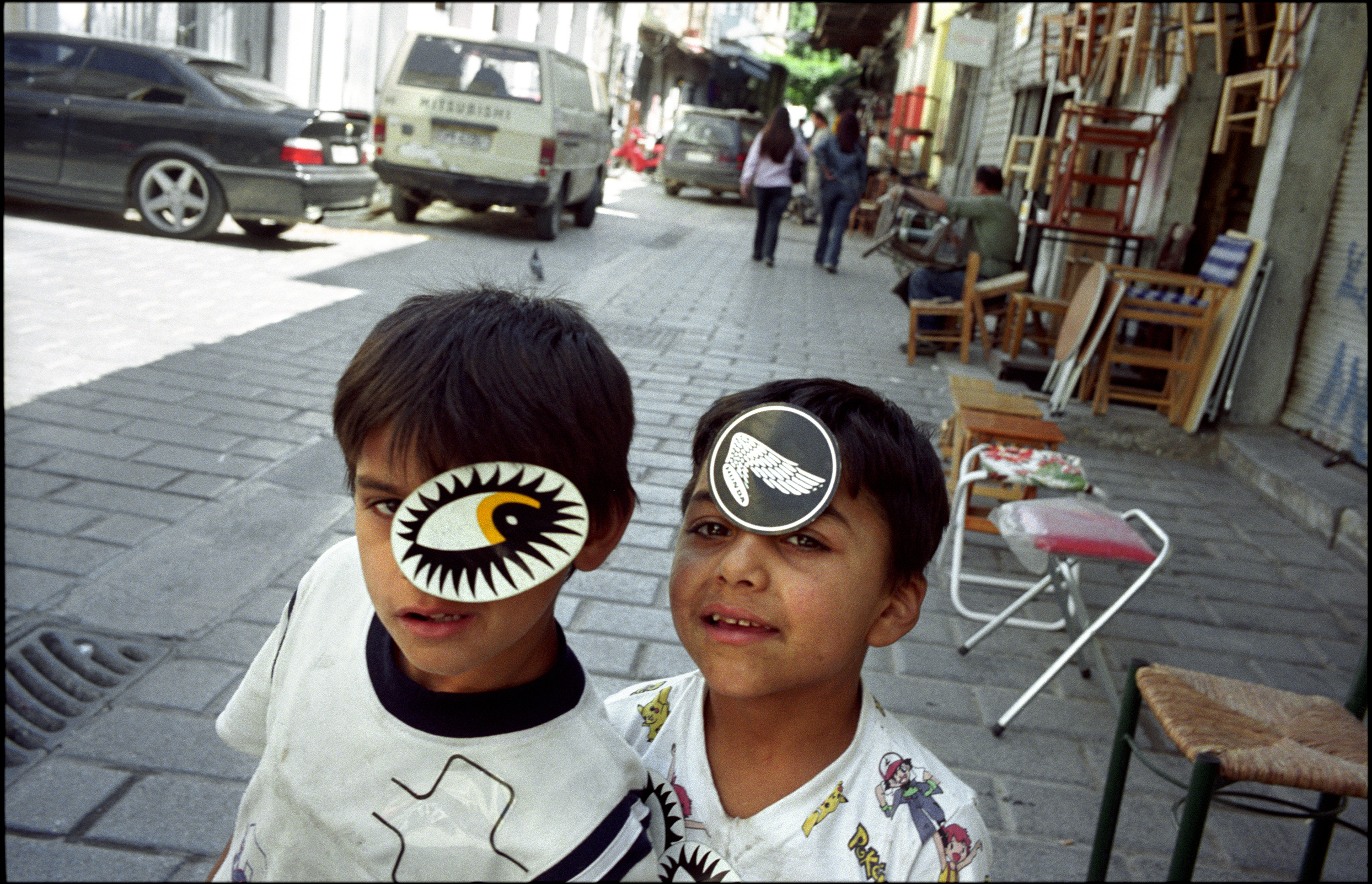 Athens 2004 © Patrick Tombelle