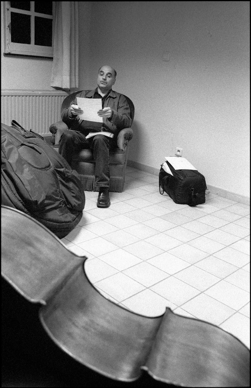 Gino Lattuca © Patrick Tombelle