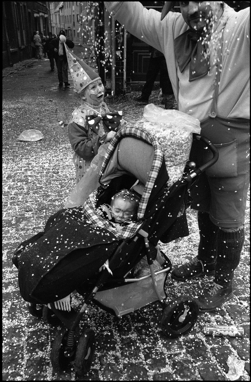 Carnaval Binche © Patrick Tombelle