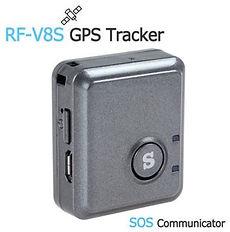 RF-V8S GPS Tracker trackmy.co.il