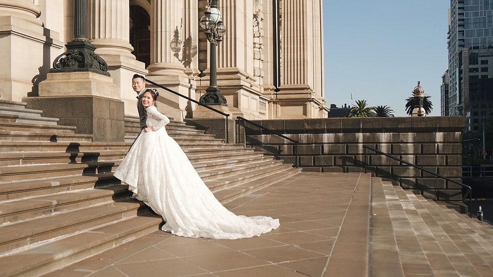 Lyndon & Niko destination wedding photography