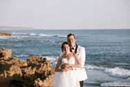 Brandon & Ariel's Wedding at Blairgowrie Jumping Rock