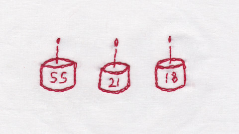 Three Birthdays