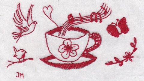 Musical Teacup