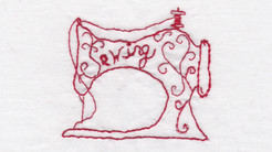Mary's Sewing Machine
