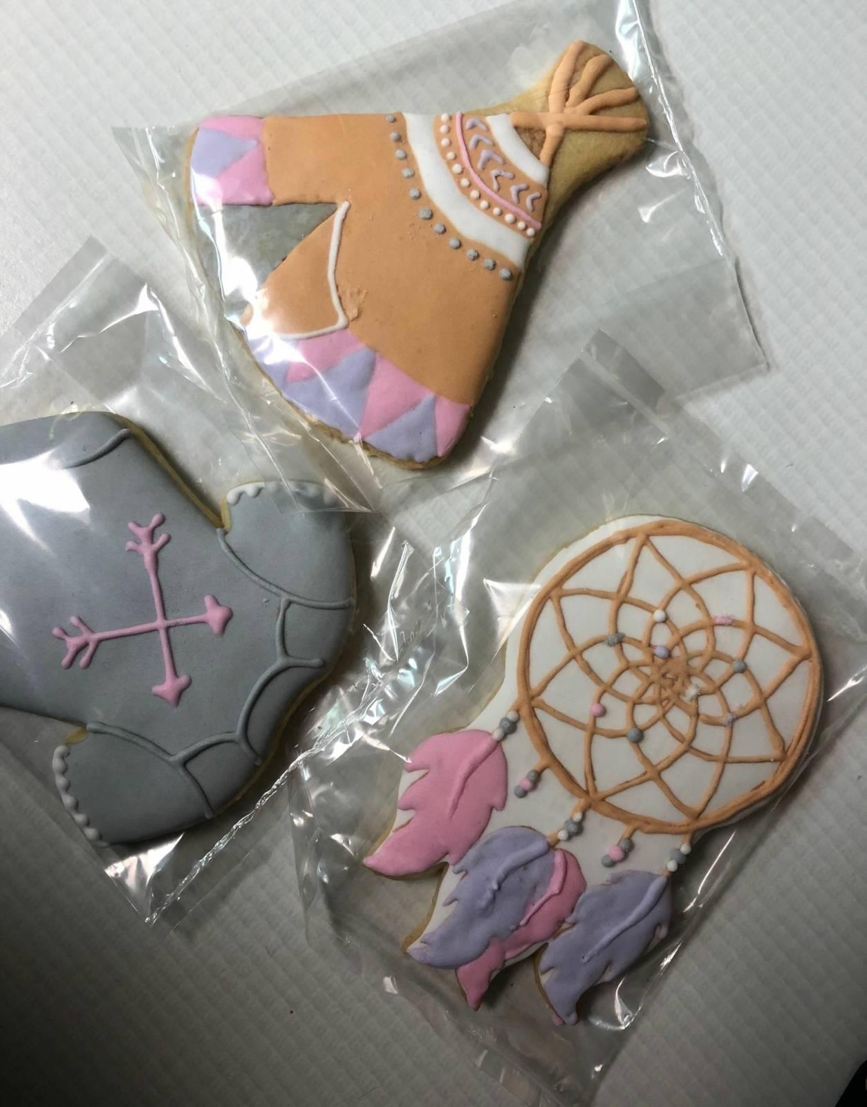 Pocahontas Cookies