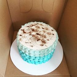 Ambrosia Coffee cake
