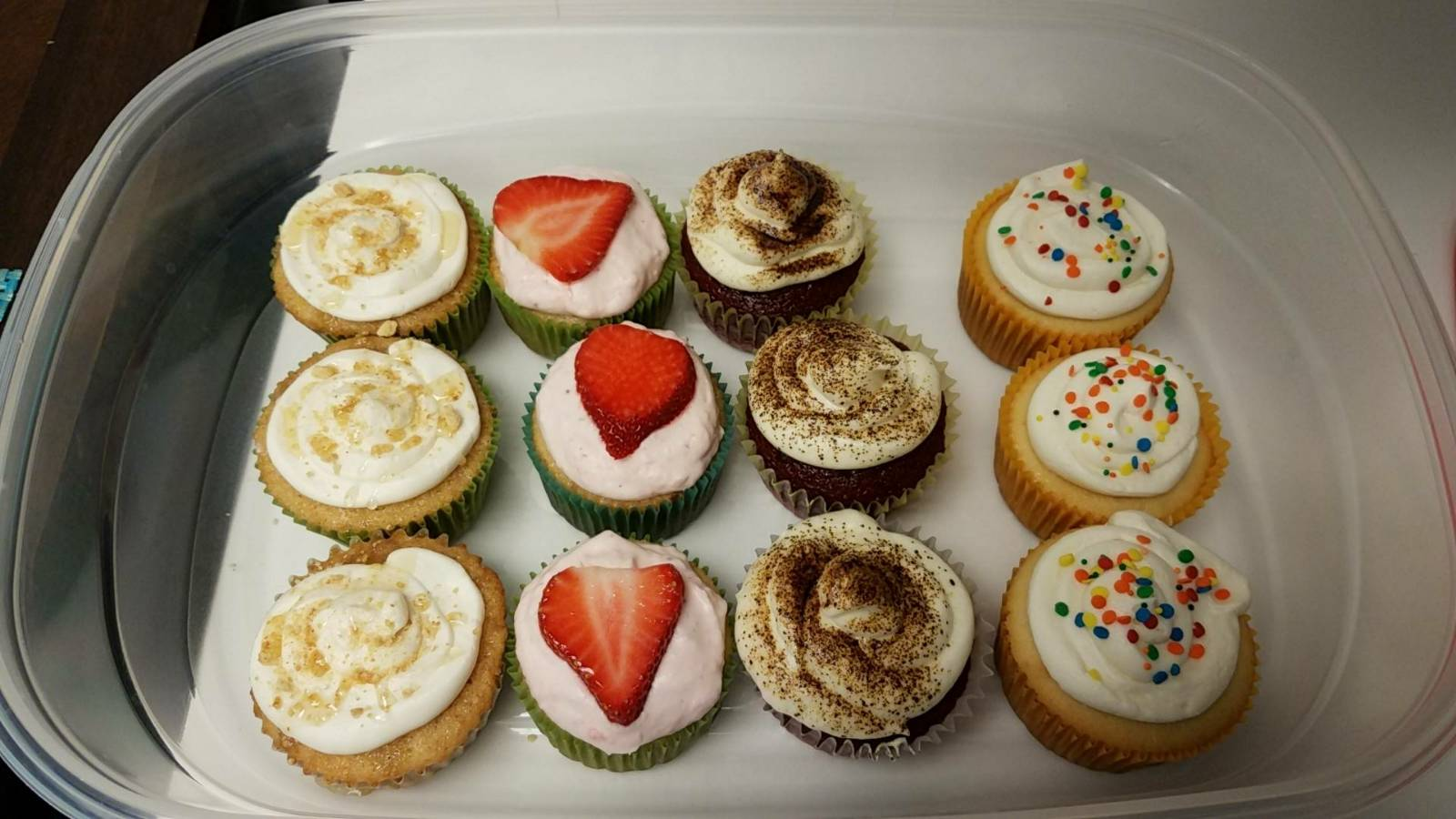Variety Pack Cupcakes