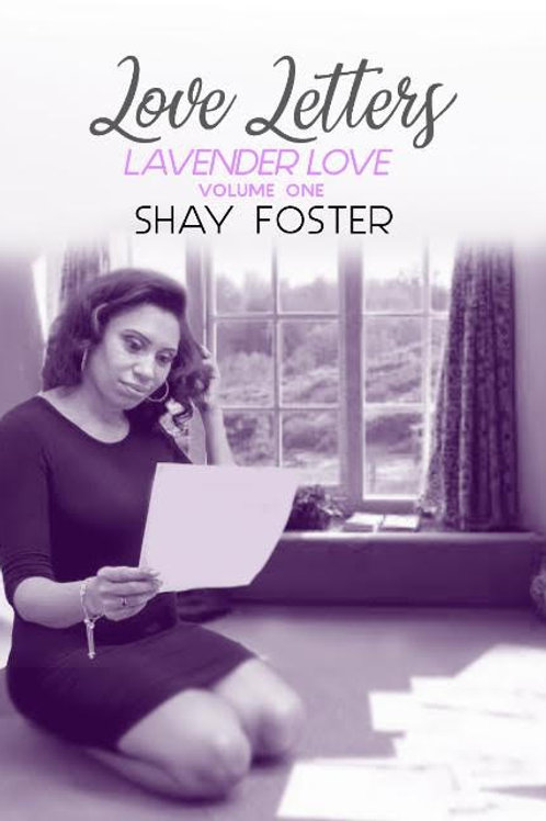 Love Letters Lavender Love: Volume One