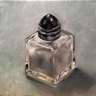 Salt, 2017. Oil on canvas, 8x8