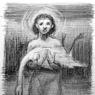 Swan Pieta