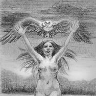 Owl Woman, v. 2