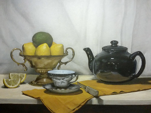 Tea Time - Photo Print