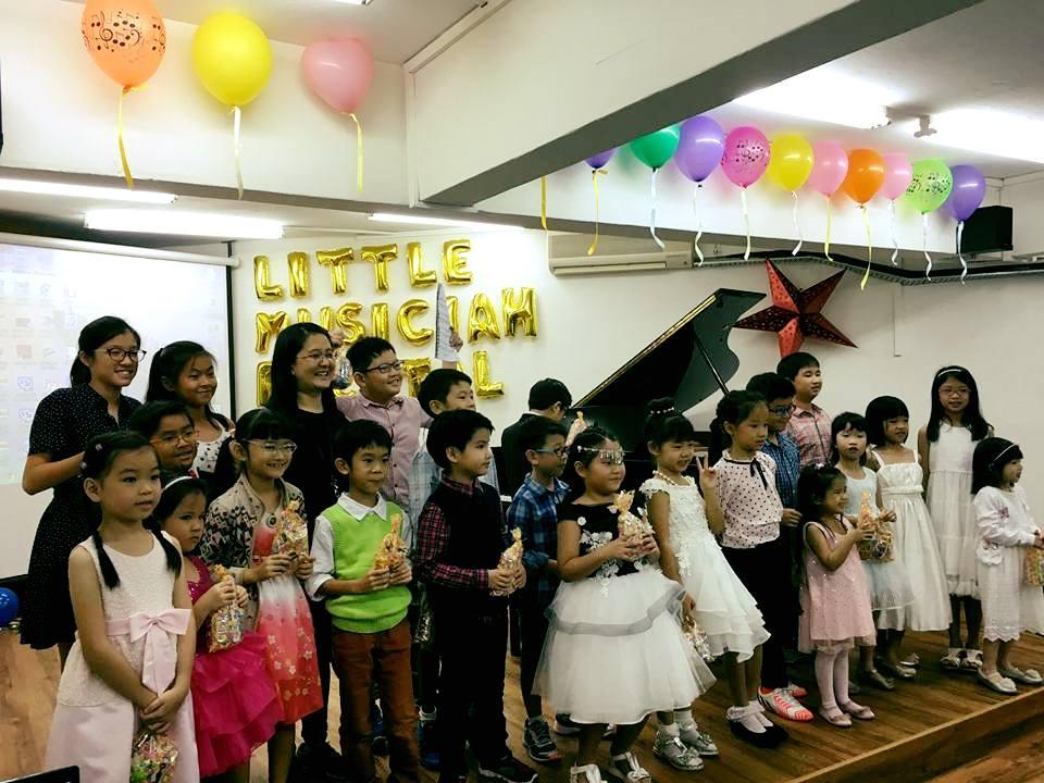 little musician 2017 recital